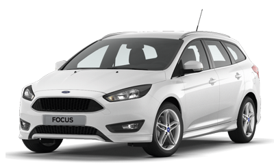 Ford Focus Car Rental Crieff